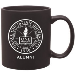 Grace Christian University Alumni Mug