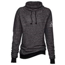 Funnel Neck Ladies Pullover