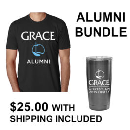 Grace Christian University Alumni Bundle