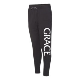 Adult Jogger Pant with Grace Down Leg